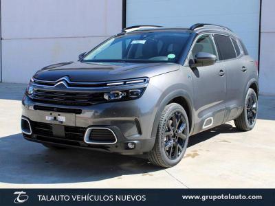 *** TALAUTO PLUS S.L., tu concesionario Oficial CITROEN en la Provincia de Toledo, especialistas venta on-line y Empresas.#*** COCHE DE km0 CON ENTREGA INMEDIATA ******* PLAN MOVES III *******#Subvencionable hasta 5.000 NO DESCONTADO EN ANUNCIO Precio condicionado a financiación.#24 meses de garantía en cualquier Servicio Técnico Oficial Citroën.#Precio al contado: 37.900 Euros#Precio financiado: 35.900 Euros#* Fotografía no contractual.#Valoramos su vehículo sin compromiso, no importa estado ni antigüedad.#Aceptamos su coche como parte del pago. (Previa Tasación).#* Las especificaciones en esta ficha (modelo, equipamiento, etc.) pueden contener algún error y por tanto no tienen carácter vinculante.#Disponemos de más de 400 vehículos en Stock. GRUPO TALAUTO. Llámanos o visita nuestra web: www.grupotalauto.com