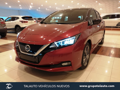 ¡COCHE NUEVO CON ENTREGA INMEDIATA!  ¡SIN MATRICULAR! OFERTA CON RENUEVA, FINANCIACIÓN MAGIC 3D Y MATRICULADO EN EL MES ACTUAL. Precio al contado: 26.900 euros#Precio financiado: 24.400 euros Somos Concesionario Oficial Nissan en la provincia de Toledo con más de 40 años de experiencia en la distribución y reparación de automóviles, todos nuestros vehículos están revisados y garantizados por nuestros profesionales. Valoramos su vehículo sin compromiso, no importa estado ni antigüedad. Aceptamos su coche como parte del pago (previa tasación). 36 meses de garantía. Posibilidad de financiación de hasta el 100% del vehículo. * Las especificaciones en esta ficha (modelo, equipamiento.) pueden contener algún error y por tanto no tienen carácter vinculante. Fotografía no contractual. Disponemos de más de 400 vehículos en Stock. Ven a visitar nuestras instalaciones en la Ant. Ctra. NV - Km.107,500 - Cazalegas 45683 (Toledo). Más información en: www.grupotalauto.com #Referencia:#2021